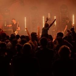 Lubstock Festival, UK.