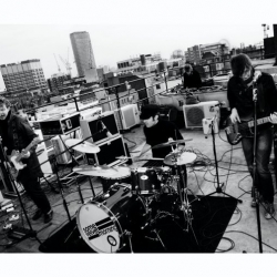 PRS Rooftop Show, UK.